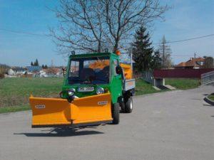 Servis vozidel Multicar