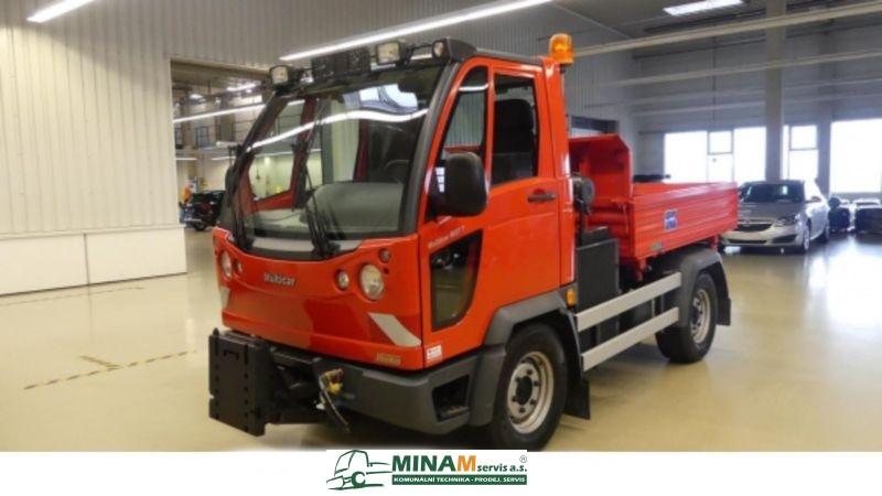Multicar M27 EURO 5