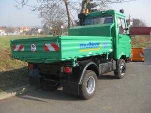Multicar M26 4x4 Carrier GO