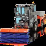 Válcový silniční zametač Hako Citymaster 1600