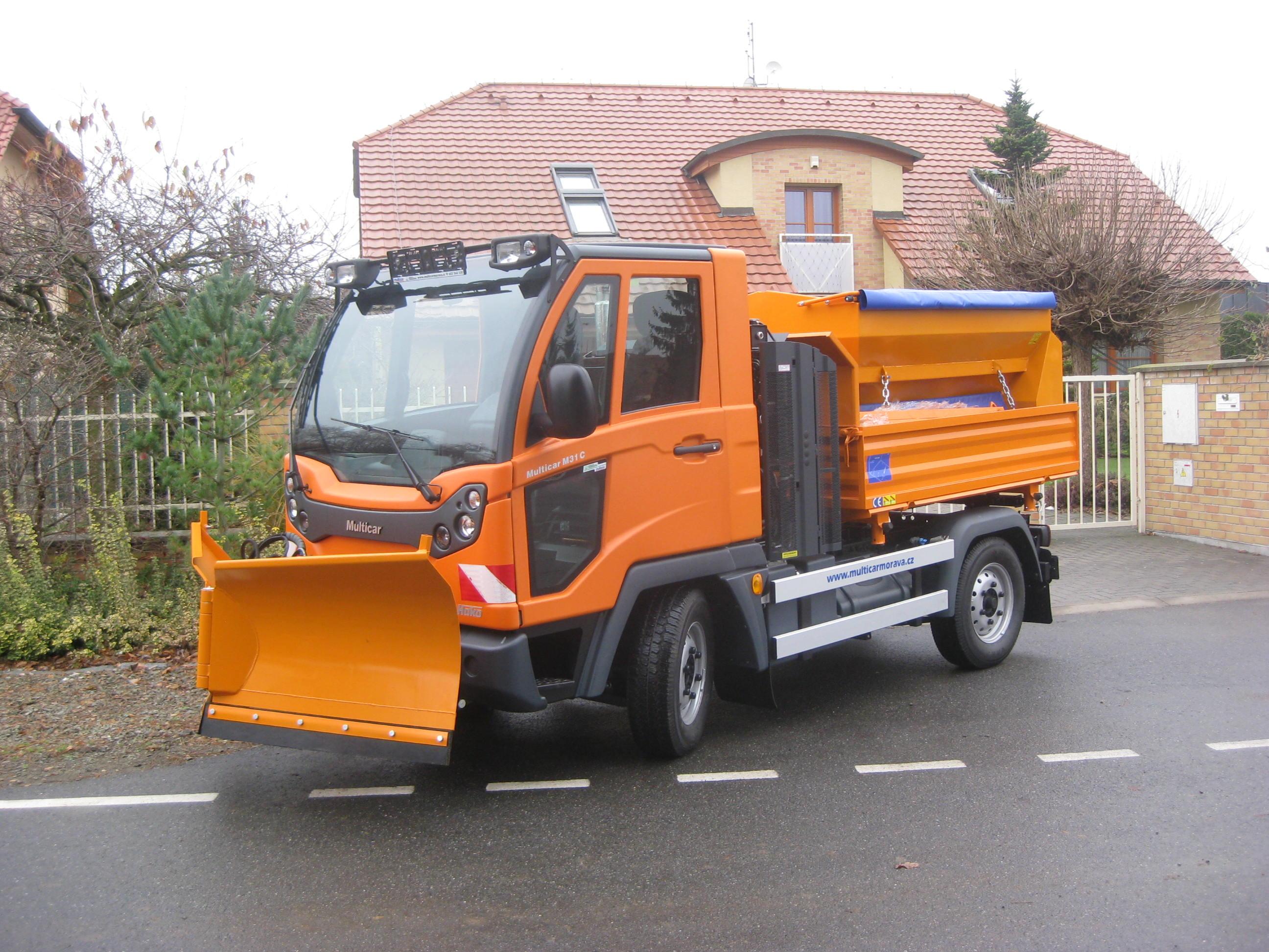 Multicar M31 Long EURO 6