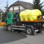 Multicar M27 EURO V vodní cisterna