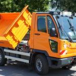 Vozidlo Multicar M27 Euro V