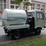 Multicar - Sací cisterny