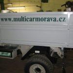 Korba vozidla Multicar M25