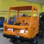 Kabina vozidla Multicar M26