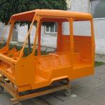 Kabina vozidla Multicar M26 DABL
