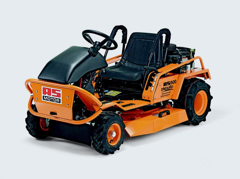 Traktorová sekačka AS 900 Enduro