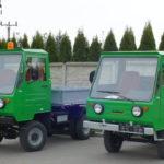 Vozidlo Multicar M25