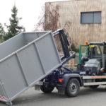 Kontejner na vozidla Multicar