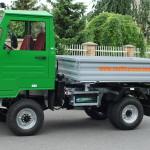 Vozidlo Multicar M25 4x4