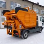 Multicar svoz BIO odpad