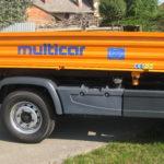 Korba vozidla Multicar M30 FUMO