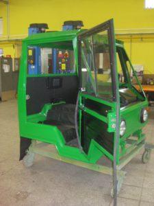 kabina na vozidla Multicar M25