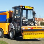 Válcový silniční zametač Hako Citymaster 1250