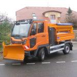 Multicar M31 EURO 6 zimní nástavby