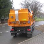 Multicar M31 EURO 6 sypač vozovek