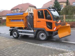 Multicar M31 EURO VI