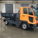 Multicar M31 EURO V hákový nosič kontejnerů