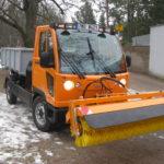 Multicar M30 zimní zametač