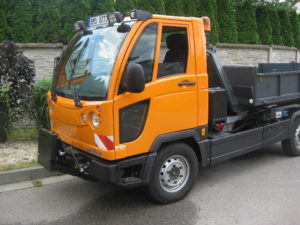 Multicar M30 FUMO