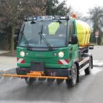 Multicar M27 EURO V mycí lišta