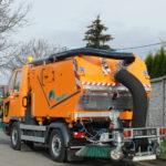 Multicar zametací nástavba TRILETY MCK