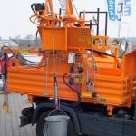 Multicar M27 Euro V čistič kanálových vpustí