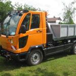 Multicar M30 FUMO hákový nosič kontejnerů