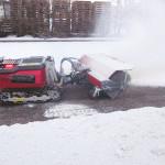 TIMAN RC - 1000 zimní údržba