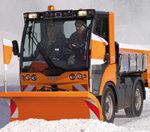 Multicar TREMO čelní sněhová radlice