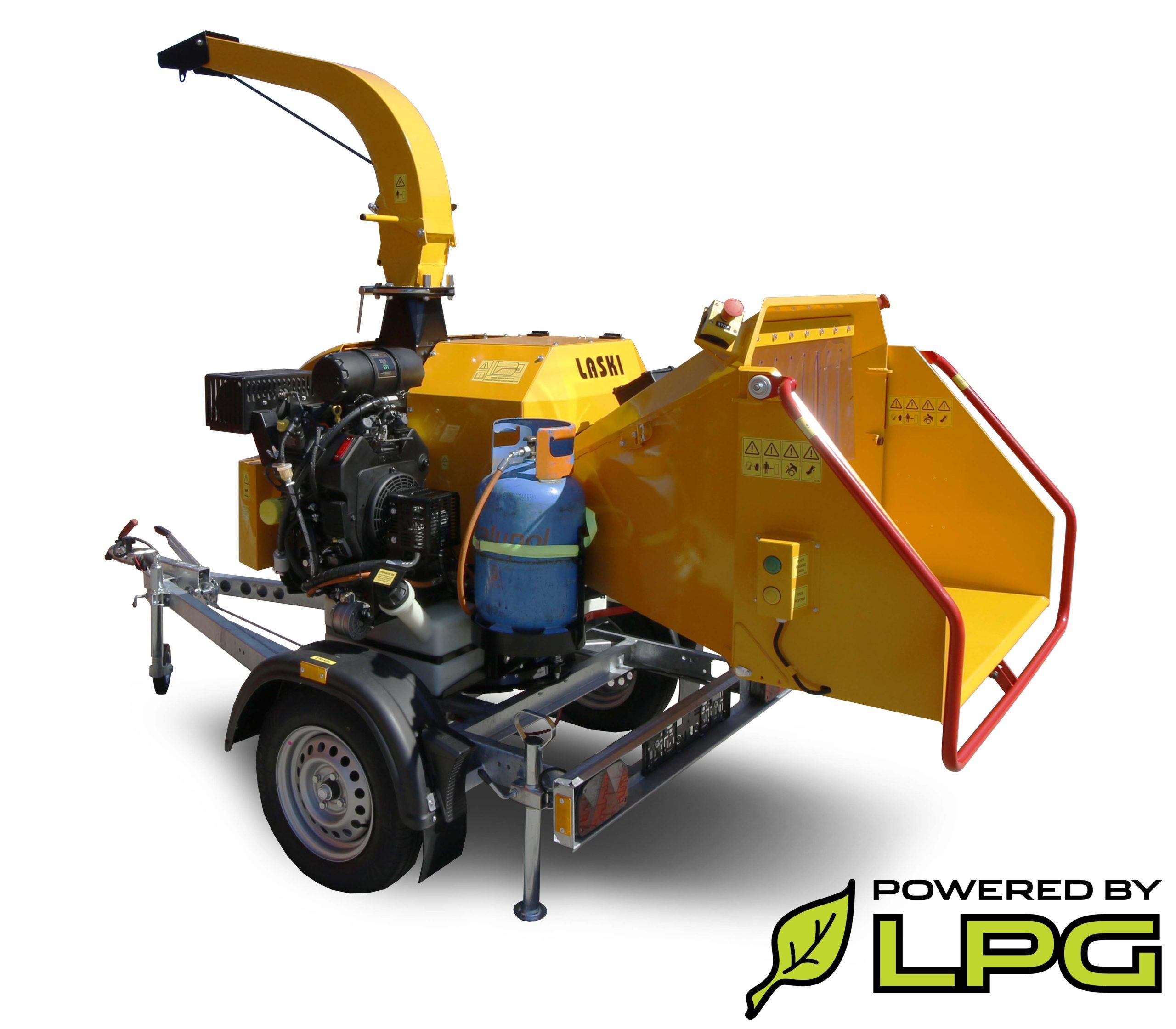 Štepkovač 160 LPG